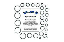 Dye 2015 DM Series Paintball Marker O-ring Oring Kit x 2 rebuilds / kits