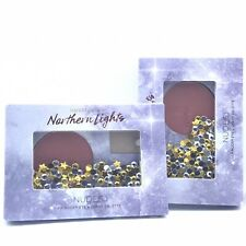 BareMinerals Northern Lights NUDES Eye & Cheek Palette (LOT Of 2!) BNIB