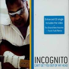 Incognito - Cant Get You Out of My Head [CD]