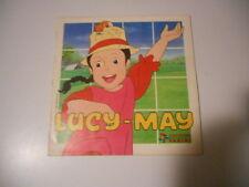 ALBUM FIGURINE PANINI LUCY - MAY INCOMPLETO 1983 !!!