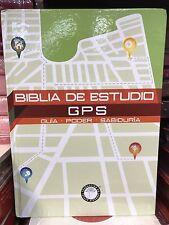 Biblia de EstudioGPS : Traduccion en Lenguaje Actual TAPA DURA TLA