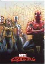 Marvel Masterpieces 2007 Drew Struzan Splash Chase Card #2
