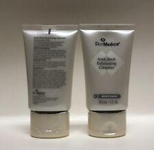 SkinMedica AHA / BHA Exfoliating Cleanser Travel - 2 x (29.6 ml / 1 oz)