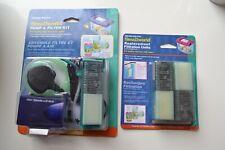 Penn - Plax Smallworld Pump & Filter Kit - Plus 2 Extra Spare Filters BNiP