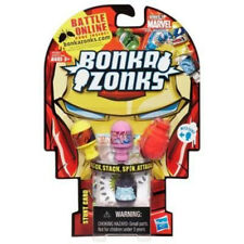 Marvel Bonka Zonks 4 pack Series 1 Hasbro NIP