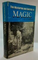 THE MYSTERIES AND SECRETS OF MAGIC OCCULT NECROMANCY C.J.S THOMPSON WITCHCRAFT