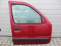 Original Renault Kangoo Tür Beifahrertür Tür vorne rechts Rot Red 7751471746