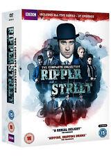 RIPPER STREET COMPLETE SERIES 1-5 DVD Season 1 2 3 4 5 Matthew Macfadyen UK New