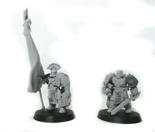 Warhammer 40k 30K Space Marine MKIV Command Set Forge World