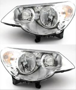 Set Scheinwerfer rechts+links HB3+HB4 für Chrysler Sebring 2007-2009