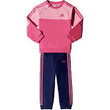 adidas Jogger Trainingsanzug Kinder 68 Pink