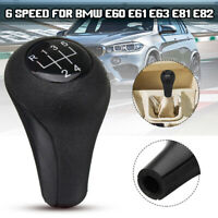 5 Speed Plastic Gear Shift Knob Shifter For BMW 1 3 5 6 Series E46 E82 X1 X3  <