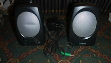 Pair Of Cambridge Soundworks Creative Model SBS36B-RARE VINTAGE-SHIPS N 24 HRS