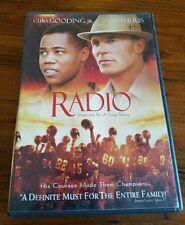 NEW DVD: RADIO: Cuba Gooding Jr., Ed Harris, Debra Winger