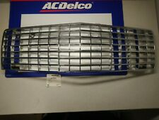1988-1991 GM NOS cadillac eldorado chrome grill nib new 20678423