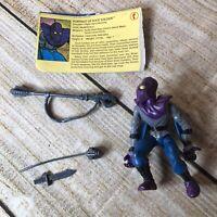 TMNT Teenage Mutant Ninja Turtles 1988 Foot Soldier Complete!!