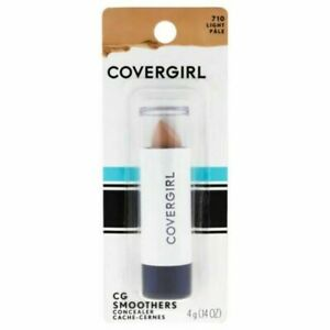 CoverGirl CG Smoothers Concealer Lipstick 710 Light Pale New