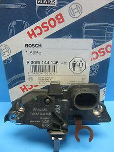 Voltage Regulator Genuine BOSCH F00M144146 for Mercedes OEM # 0031546506
