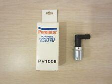 PUROLATOR PCV VALVE, PV1008, FREE S&H