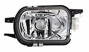 TYC Fog Light Left For MERCEDES A209 C209 C215 CL203 R171 S203 W171 2038201156