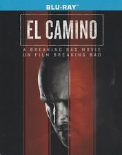 EL CAMINO: A BREAKING BAD MOVIE BLURAY SET with Aaron Paul & Bryan Cranston