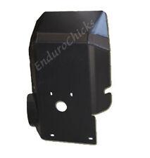 Ricochet Aluminum Skid Plate - KTM 950 Super Enduro (2006-2010), Part #288-Black