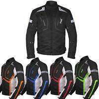 Motorcycle Jacket for Men Dualsport Motorbike Enduro Racing Biker Riding Jackets
