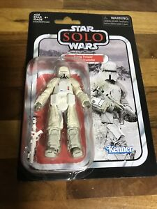 The Vintage Collection Range Trooper Star Wars Solo figure. New & unopened Vc128