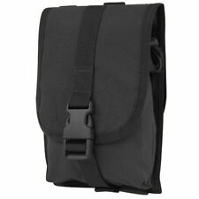 Condor Small Utility Pouch - Black - 191044-002 - MOLLE PALS