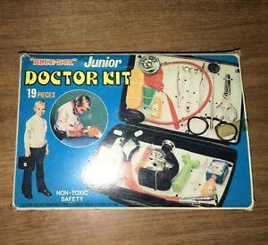 vintage blue box junior doctor kit hong kong