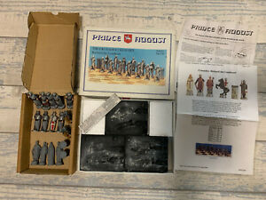 Prince August The Crusades Richard The Lionheart No.711 Model Chess Mould Kit