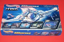 1999 Mattel Hot Wheels Air Motorized Daredevils Stunt Plane Set Brand New Sealed