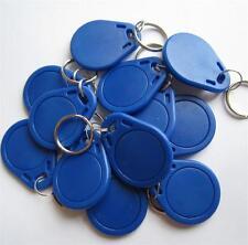 5 Tag chiave RFID Keyfobs Token NFC TAG Keychain 13.56MHz Arduino Blue_TÖW