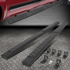 "FOR 09-20 RAM 1500 2500 3500 5"" COATED CREW CAB FLAT SIDE STEP BAR RUNNING BOARD"