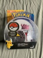 Pokémon Ditto & Poke ball Throw N Pop - Brand New