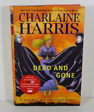 Dead And Gone: Sookie Stackhouse / True Blood Novel #9 by Charlaine Harris (HC)