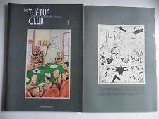 Luxe Tijdschrift De Tuf Tuf Club nr 5