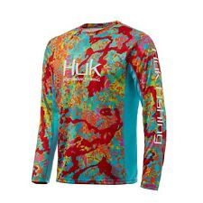 HUK Men's Kryptek Icon X Long Sleeve Fishing Shirt H1200233