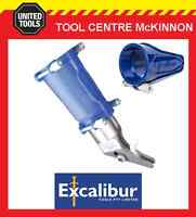 EXCALIBUR HYPER CEMENT SHEET SHEARS / CUTTERS – WITH SHIELDS FOR DRILL OR IMPACT