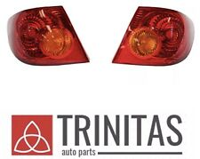 NEW 03-04 Corolla Taillight Taillamp Pair RH+LH Passenger and Driver Side
