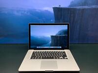 MacBook Pro 15 Pre-Retina Laptop - Quad Core i7 - 16GB RAM 1TB SSD - OSX2017