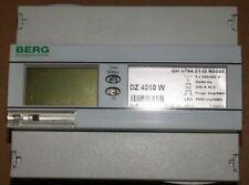 BERG - Energiekontrollsystem Energieverbrauchszähler Drehstrom - DZ 4010 W