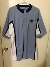 Vintage Air Jordan Micheal Warm Up Sweater Shirt Jersey Rare Mens Large