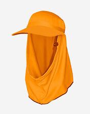 Workwear Adapt-A-Cap Ultimate UPF50+ Sun Protection FLURO ORANGE
