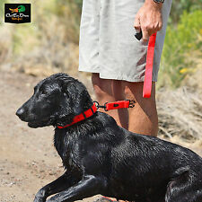 "AVERY OUTDOORS GREENHEAD GEAR GHG 24"" DOG TRAINER'S TRAINING LEAD LEASH BLAZE"