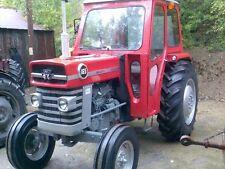 Massey Ferguson 165 A4  MF165 MF Tractors OP Operator's Manuals & Parts Owner CD