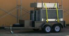 New Scaffolding Trailer Pack & Scaffold Deck 19.8m Long Up To 6.5m Reach Height