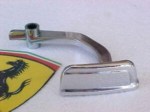 Ferrari 275 GTS Interior Door Handle 330 365 Pininfarina Right Side NEW OEM
