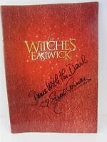 Lucie Arnaz Witches Eastwick Signed Souvenir Program London COA Video Lucille