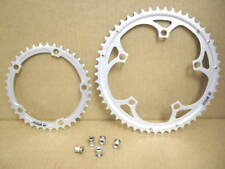 New-Old-Stock Campagnolo Double Chainring Set (53x39)...Five-Arm Compatible